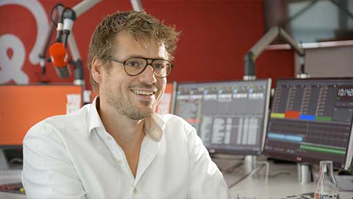 Jaap van 't Riet, Head of IT Radio