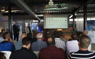 User event in The Netherlands, a big success!