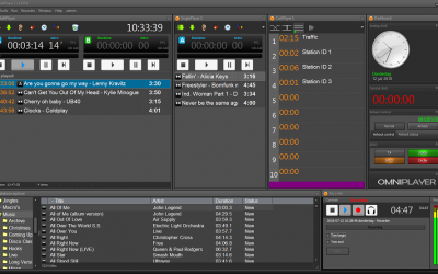 OmniPlayer Returns To IBC 2018 Amsterdam Showcasing Its Vision For The Radio Studio Of The Future