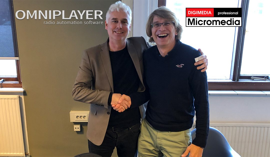 OmniPlayer continues European expansion; appoints Micromedia as Swiss distributor