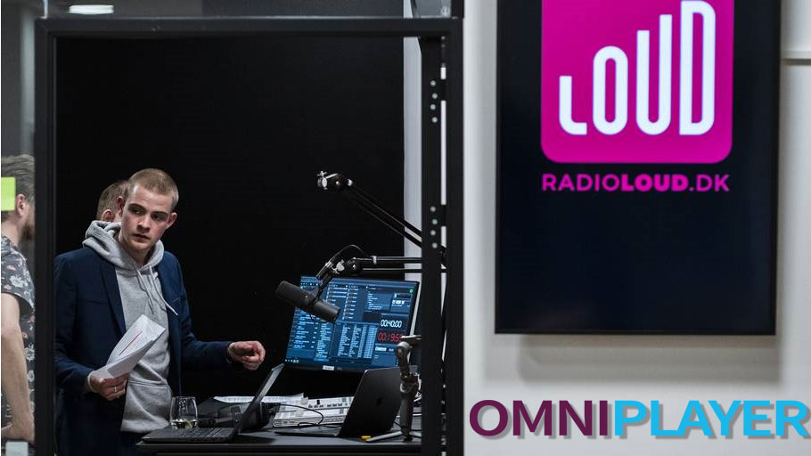 OmniPlayer continues to expand into Europe with Danish Radio LOUD