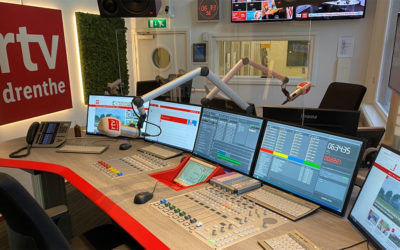RTV Drenthe is also switching to OmniPlayer