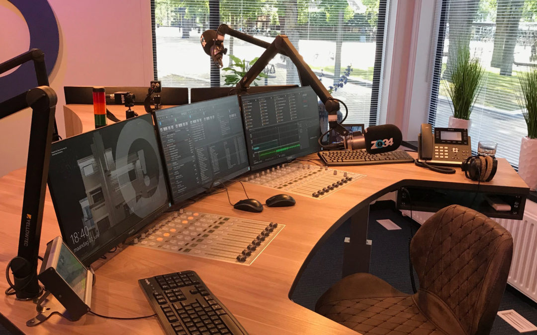 Dutch radio station ZO!34 switches to OmniPlayer