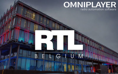 RTL Belgium selects 'Open Radio' OmniPlayer 3 as Radio Production and Playout System