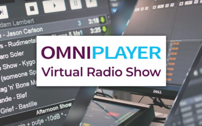 The OmniPlayer Virtual Radio Show