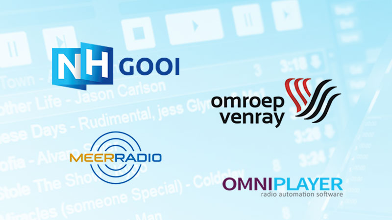 More regional broadcasters in the Netherlands make the switch to OmniPlayer